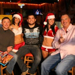 The FIGHT LIFE Hooters with world-champion grappler Robert Drysdale