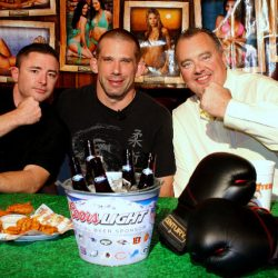 The FIGHT LIFE Hooters with BJJ Black Belt Paul Halme