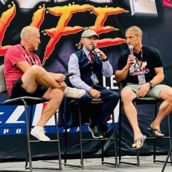 The FIGHT LIFE Marc Fiore and Guy Mezger